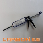 400ml adhesive gun with 1:10 ratio