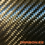 3K Twill 200g/m² carbon fiber fabric with glue